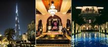 【ドバイ紀行その7】とことんロマンティックでフォトジェニックなホテル「ザ・パレス・ダウンタウン」 伝統的アラブの世界にどっぷり浸かる