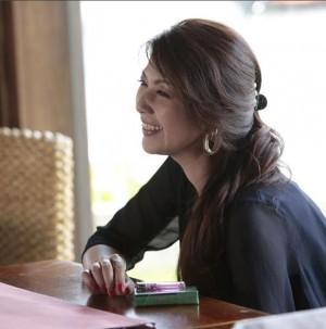 【エンタがビタミン♪】飯島直子の存在感に期待 映画『巫女っちゃけん。』で主人公の母親役