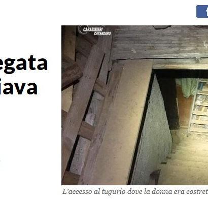 【海外発!Breaking News】地下室に10年間監禁 性的暴行の末、2児を出産した29歳女性が救出される(伊)