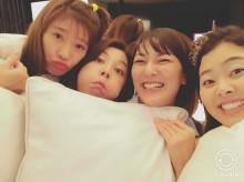 【エンタがビタミン♪】板谷由夏、映画『SUNNY』撮影は「順調なり」 新しいヘアスタイルも披露