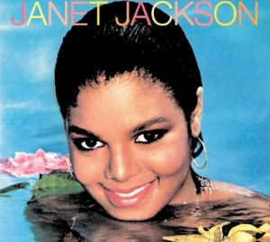 この頃は鼻がフックラ(画像は『Janet Jackson 2017年9月22日付Instagram「Today in 1982, the first Studio Album」』のスクリーンショット)