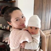 【エンタがビタミン♪】道端ジェシカ、産後1か月とは思えぬ美肌に絶賛の声「すっぴんなのに素敵すぎ」