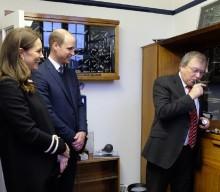 【イタすぎるセレブ達】ウィリアム王子、ふっくらお腹のキャサリン妃とバーミンガムへ