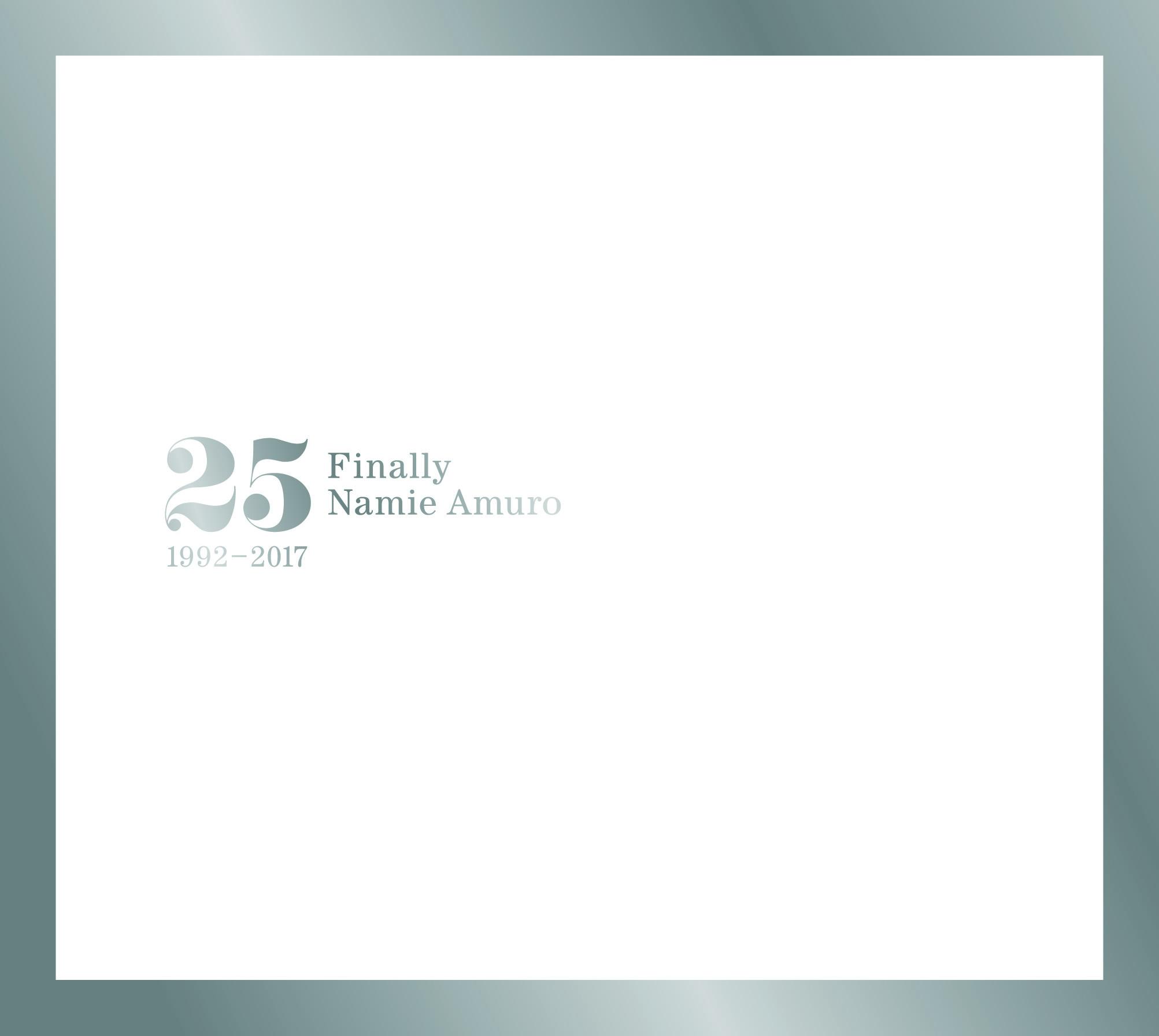 安室奈美恵 オールタイム・ベストアルバム『Finally』CD+DVD