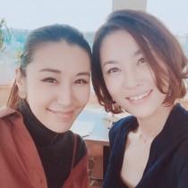 【エンタがビタミン♪】鈴木紗理奈 「これからもずっと大切な友達」瀬戸朝香と2ショット