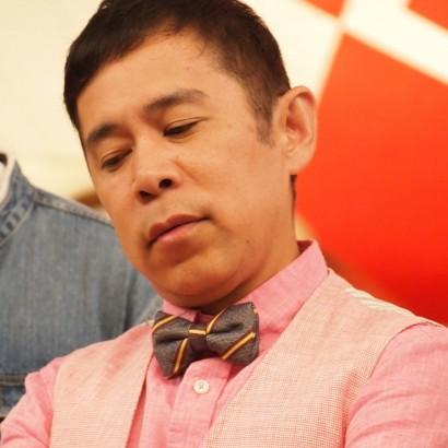 【エンタがビタミン♪】ナイナイ岡村 『M-1グランプリ2017』決勝の「カミナリ以外、みんな吉本」に懸念