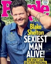 【イタすぎるセレブ達】『People』誌が選ぶ「最もセクシーな男性」 今年はブレイク・シェルトン!