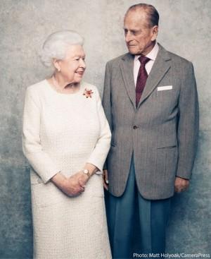 【イタすぎるセレブ達・番外編】エリザベス女王、夫エディンバラ公と互いに支え合い結婚70年に
