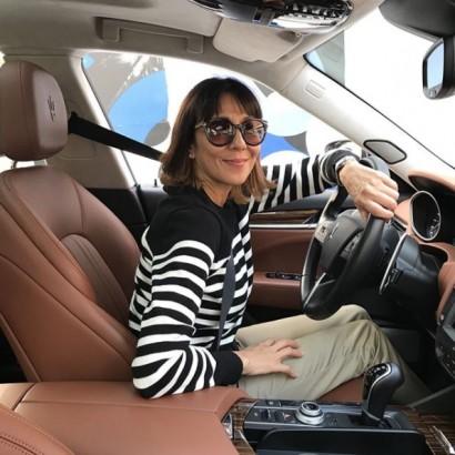 【エンタがビタミン♪】RIKACO、愛車マセラティ公開 「羨ましい」「おうちが買えます」とファンため息