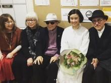 【エンタがビタミン♪】高橋幸宏が大林宣彦監督、原田知世とのレアショット公開