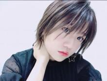 【エンタがビタミン♪】島田晴香が髪をバッサリ AKB48卒業後も熱いエール「かっこいい! 一生応援します」