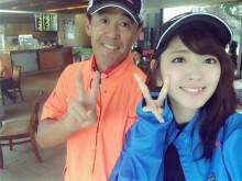 【エンタがビタミン♪】元℃-ute鈴木愛理、プロゴルファーの父に同行し台湾へ「ゴルフをやりたくなった」