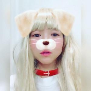 犬風のイモトアヤコに「誰?」の声(画像は『竹内結子 2017年11月14日付Instagram「#深夜ですのう」』のスクリーンショット)