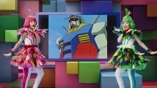 """【エンタがビタミン♪】双子タレント「MIOYAE」が""""鳥の妖精""""に 歌って踊る動画が超キュート!"""