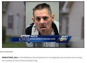 【海外発!Breaking News】71歳男が95歳女性を性的暴行 ともに老人ホームの入居者(米)