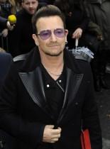 【イタすぎるセレブ達】「U2」ボノ今の音楽界を嘆く「ずいぶん女の子っぽくなってしまった」