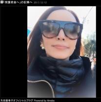 【エンタがビタミン♪】矢田亜希子、保護者会へ向かうサングラス姿に「女優の貫禄」!