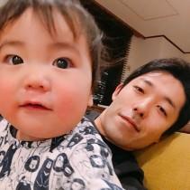 【エンタがビタミン♪】オリラジ中田、長男との2ショットに反響「あっちゃん、パパの顔」