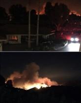 【海外発!Breaking News】ヘリに消火ドローン…消防局が全力で守り抜いた超高級住宅地LAベルエア(米)