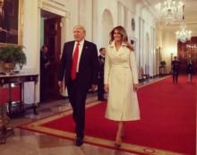 【イタすぎるセレブ達】トランプ大統領に新たなスキャンダル TVパーソナリティが「私の唇を奪おうとした」