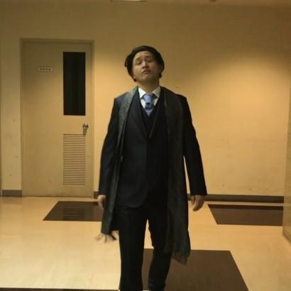 """【エンタがビタミン♪】ガリットチュウ福島 """"貴乃花親方""""のものまね動画に絶賛の声「表情が秀逸」"""