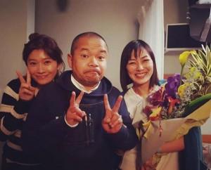 【エンタがビタミン♪】板谷由夏、代役務めた映画『SUNNY』オールアップに感慨「大根組に参加できてよかった」