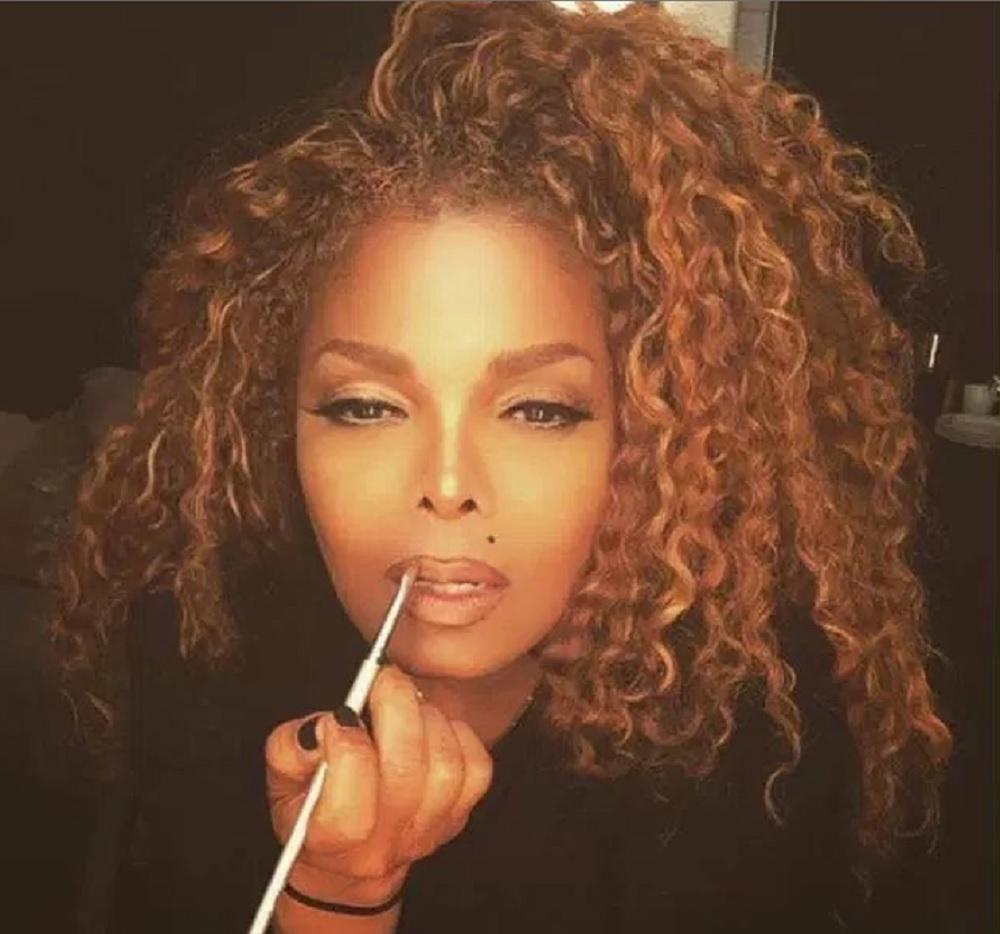 ジャネット、親権について話し合う予定とも(画像は『Janet Jackson 2017年11月16日付Instagram「Ready for u Brooklyn. #SOTW」』のスクリーンショット)