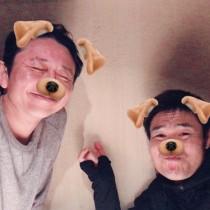 【エンタがビタミン♪】有吉弘行&品川祐がキュートな動物に変身「有吉さん可愛すぎ」