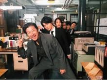 【エンタがビタミン♪】浅野忠信、父の逮捕後『刑事ゆがみ』へ意気込み「落ち込んでる暇はありません!」