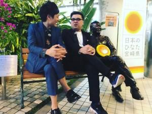 【エンタがビタミン♪】とろサーモン、M-1賞金で「宮崎空港に銅像の夢」頓挫か