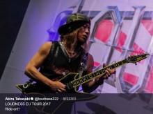 """【エンタがビタミン♪】高崎晃(LOUDNESS) """"速弾きギタリスト101人""""のプレイスタイルに選ばれる"""
