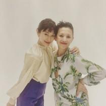 【エンタがビタミン♪】夏木マリ&山田優 女性達が憧れる2人に「最高のコンビ」の声