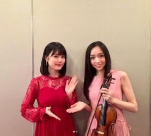 【エンタがビタミン♪】KinKi Kids、生放送で『もう君以外愛せない』 伴奏は生田絵梨花と宮本笑里