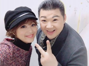 【エンタがビタミン♪】鈴木奈々、大江裕と異色の2ショット 『からくりTV』の演歌高校生も28歳に
