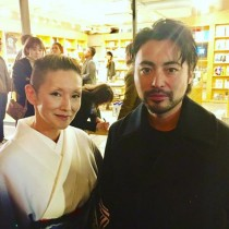 【エンタがビタミン♪】夏木マリ&山田孝之 レアな2ショットに期待する声「お二人の共演なら見たい」