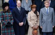 【イタすぎるセレブ達】メーガン・マークル&キャサリン妃 クリスマスのファッションが対照的