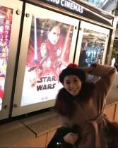 【エンタがビタミン♪】篠原ともえ 『スター・ウォーズ』を一緒に鑑賞したユースケ・サンタマリアに「もー! やめて!」
