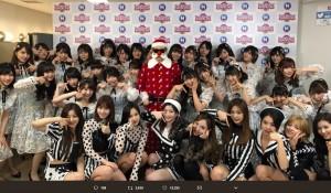 """【エンタがビタミン♪】TWICE&AKB48が""""TTポーズ"""" 貴重な体験に白間美瑠「幸せです!」"""