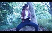 【エンタがビタミン♪】武田梨奈「やっぱりアクションが好きだ」 高橋伸稔監督が撮ったPVに期待高まる