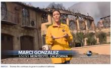 【海外発!Breaking News】オプラ・ウィンフリーも避難 サンタバーバラ郡に飛び火した山火事「トーマス」