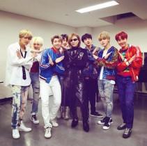 """【エンタがビタミン♪】YOSHIKI、BTS(防弾少年団)と""""Xポーズ""""「とても才能のあるグループ」"""
