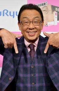 10代からも大人気、巣鴨のアイドル梅沢富美男