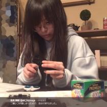 """【エンタがビタミン♪】HKT48豊永阿紀 """"二眼レフ""""を自作 ダレノガレとは違う方向で注目される"""