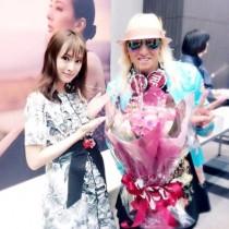 """【エンタがビタミン♪】DJ KOO""""北川景子""""と昨年の記念写真 1月のファミリーミーティング行けず「残念だった」"""