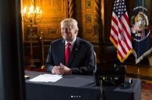 【イタすぎるセレブ達】トランプ大統領の体重公表に人気監督「あれは嘘。体重計にのったら10万ドル出してもいい」