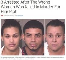 【海外発!Breaking News】ターゲット女性を間違えた殺し屋、その同僚を殺害(米)