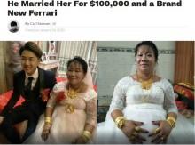 【海外発!Breaking News】38歳子持ち女性実業家、23歳男性との結婚にいぶかしむ声(中国)<動画あり>