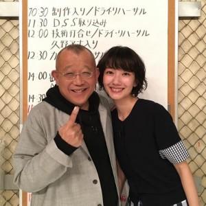 【エンタがビタミン♪】笑福亭鶴瓶 『A-Studio』元アシスタント・波瑠と再会「ビッグになりました」