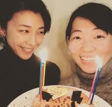 【エンタがビタミン♪】イモトアヤコ、竹内結子に誕生日をお祝いされ「32歳になりました」