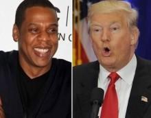 """【イタすぎるセレブ達】Jay-Z「トランプ大統領は""""超強力なスーパーバグ""""」 大統領もツイッターで応戦"""